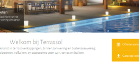 New reference: Terrassol.be